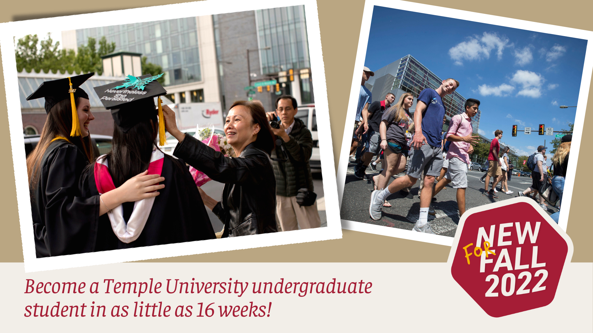 Temple University Conditional Admission Program Overview