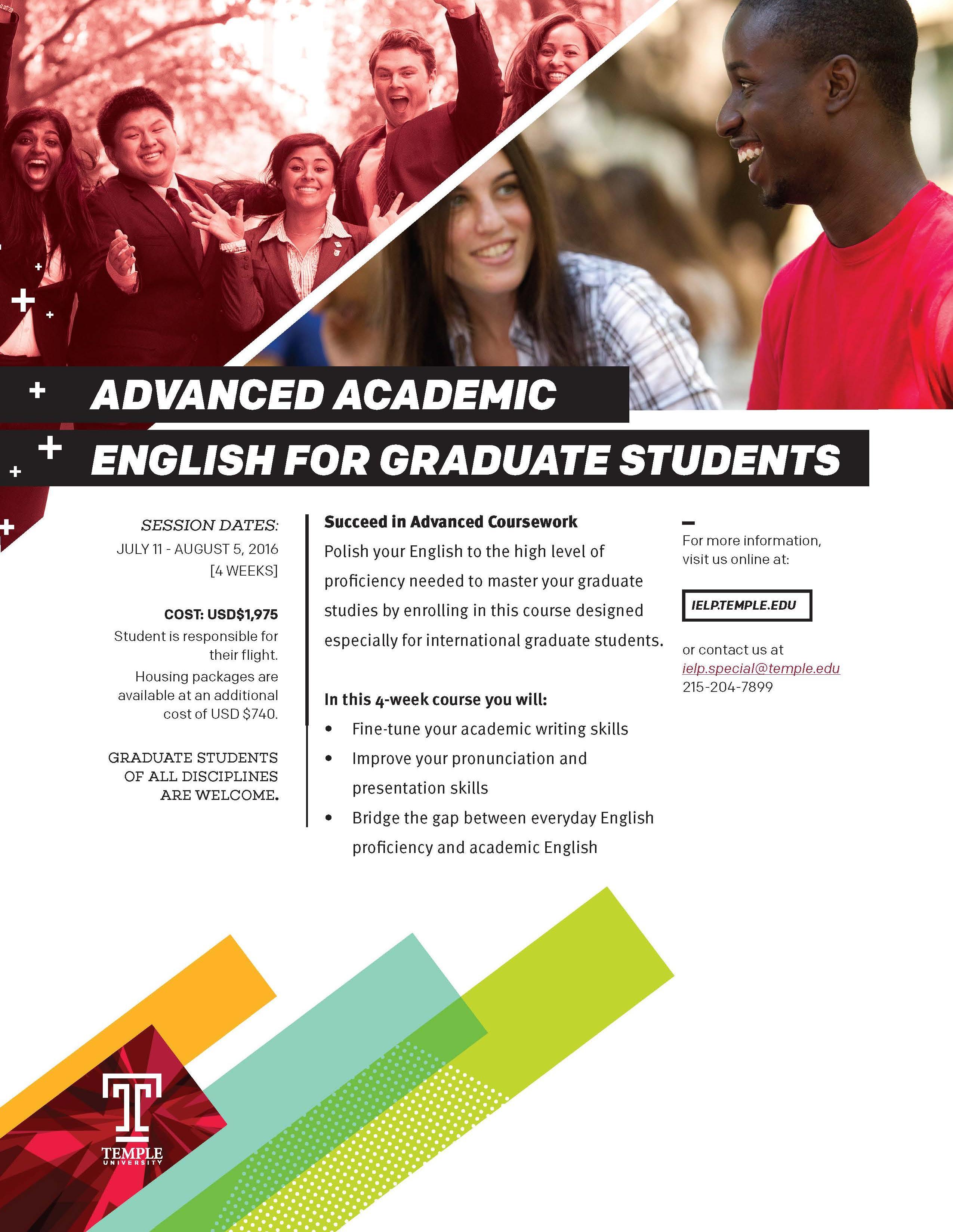 Intensive English Program | Department of Second Language ...