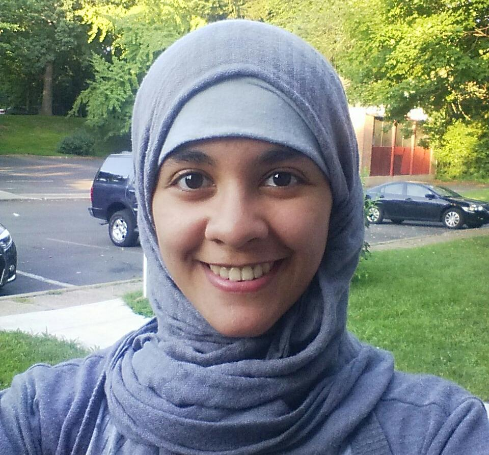 Roaa Farrash, a student in the Intensive English Language Program (IELP), came to Temple from Saudi Arabia.